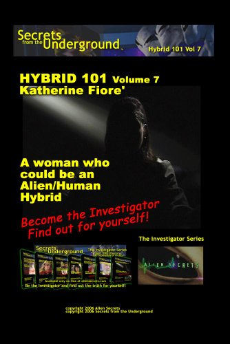 Secrets from the Underground volume 7   Katherine Fiore'