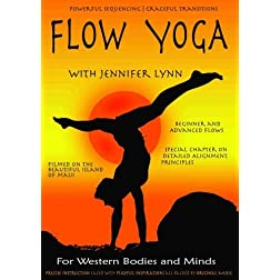 Flow Yoga with Jennifer Lynn