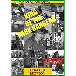 King of the Park Rangers Limited Edition 2 Disc Set