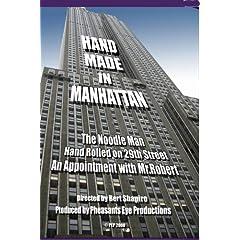 HAND MADE IN MANHATTAN