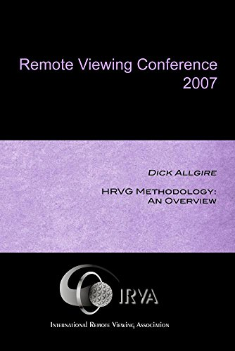 Dick Allgire - HRVG Methodology: An Overview (IRVA 2007)