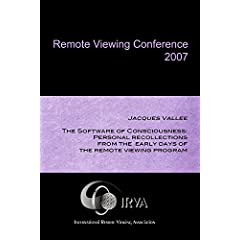 Jacques Vallee - Software of Consciousness: Personal recollections from the RV program (IRVA 2007)