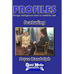 PROFILES featuring Joyce Randolph