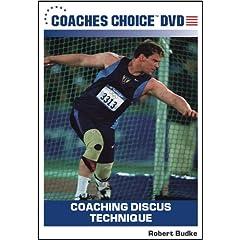 Coaching Discus Technique