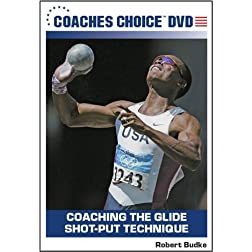 Coaching the Glide Shot-Put Technique
