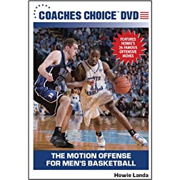 The Motion Offense for Men's Basketball