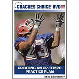 Creating and Up-Tempo Practice Plan