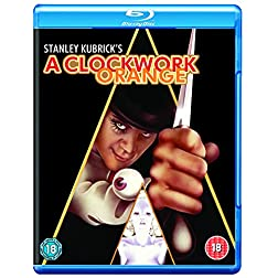 Clockwork Orange [Blu-ray]