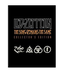 Led Zeppelin - The Song Remains the Same (Limited Collector's Edition)