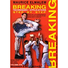 Breaking Techniques Vol. 1 Breaking Step By Step