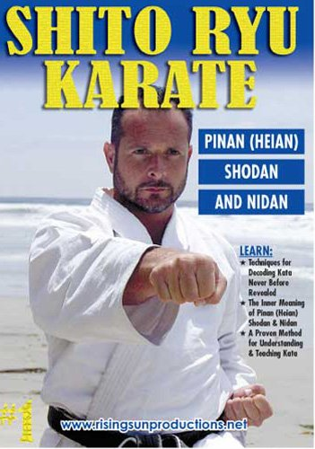 Cracking the Code of Kata vol.1 Pinan (Heian) Shodan and Nidan