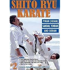 Cracking the Code of Kata vol.2 Pinan (Heian) Sandan, Yondan and Godan