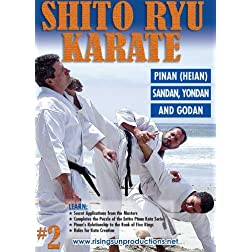 Cracking the Code of Kata vol.2 Pinan (Heian) Sandan, Yondan and Godan
