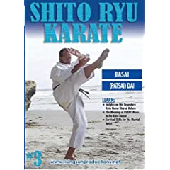 Cracking the Code of Kata vol.3 Bassai (Patsai) Dai