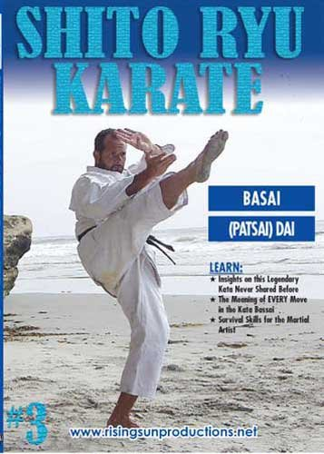 Cracking the Code of Kata vol.3 Bassai (Patsai) Dai