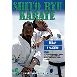 Cracking the Code of Kata vol.5 Seisan and Hangetsu