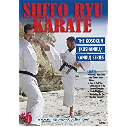 Cracking The Code of Kata vol.6 The Kosokun (Kushanku/Kanku) Series