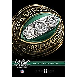 NFL Americas Game: Green Bay Packers Super Bowl ll