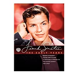 Frank Sinatra - The Early Years Collection (It Happened in Brooklyn / Step Lively / The Kissing Bandit / Double Dynamite / Higher and Higher)