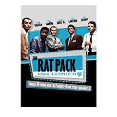 The Rat Pack Ultimate Collectors Edition (Oceans 11 / Robin and the 7 Hoods / 4 for Texas / Sergeants 3)