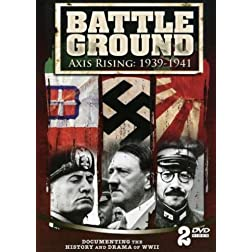 Battle Ground: Axis Rising 1939-1941