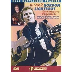 Pete Huttlinger Teaches The Songs Of Gordon Lightfoot-Guitar Arrangements For Eight Classics