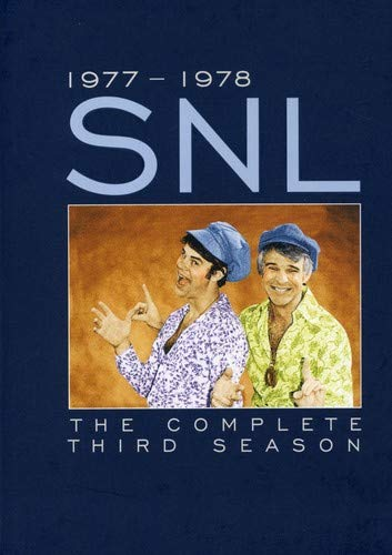 Saturday Night Live The Complete Third Season - Limited Edition Boxed Set