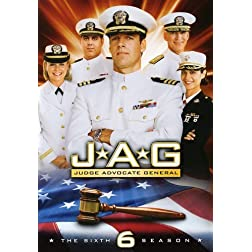 JAG (Judge Advocate General) - The Sixth Season