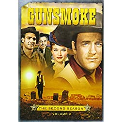Gunsmoke: The Second Season, Vol. 2