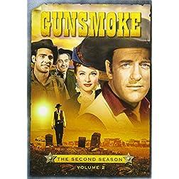 Gunsmoke: The Second Season, Vol. 2