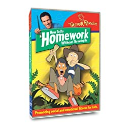 Trevor Romain: How to Do Homework Without Throwing Up