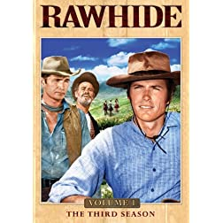 Rawhide: Season Three, Vol. 1