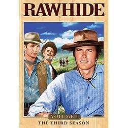 Rawhide: Season Three, Vol. 1