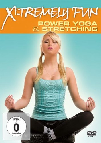 X-Tremely Fun: Power Yoga & Stretching