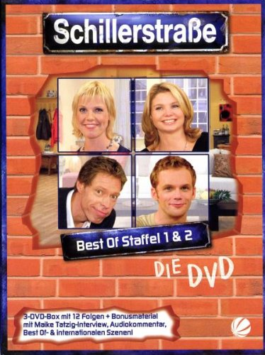 Vol. 1-2-Schillerstrasse Best of Staffel