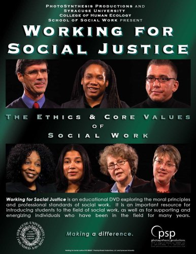 Working for Social Justice