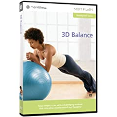 STOTT PILATES: 3-D Balance (repackaged)