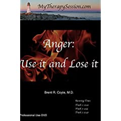 Anger: Restoring Peace- Professional Use DVD Copy*
