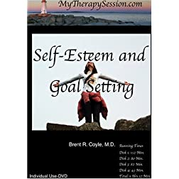 Self-Esteem and Goal Setting-Individual Use DVD Copy*