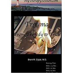 Trauma/Self-Esteem and Goal Setting Combination-Individual Use DVD Copy*