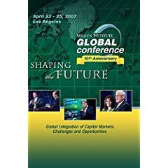 Global Integration of Capital Markets: Challenges and Opportunities