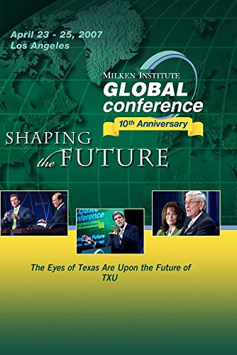 The Eyes of Texas Are Upon the Future of TXU