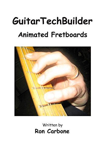 GuitarTechBuilder  'Animated Fretboards'