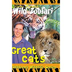 Jim Knox's Wild Zoofari - The Great Cats