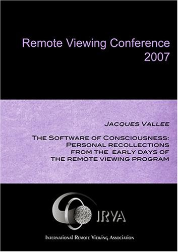 IRVA 2007 Remote Viewing Conference - Complete 13-DVD Set