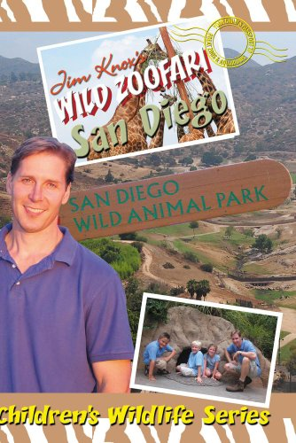 Jim Knox's Wild Zoofari at The San Diego Zoo's Wild Animal Park