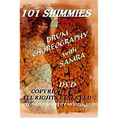 101 Shimmies Volume 3 Drum Choreography