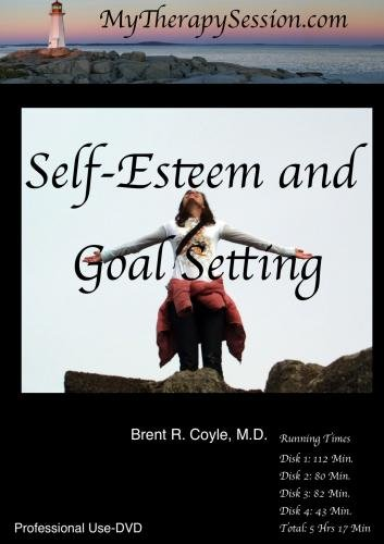 Self-Esteem and Goal Setting-Professional Use DVD Copy*