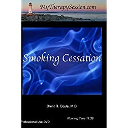 Smoking Cessation-Professional Use DVD Copy*