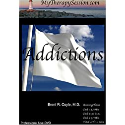 Addictions-The Pursuit of Authenticity-Professional Use DVD Copy*